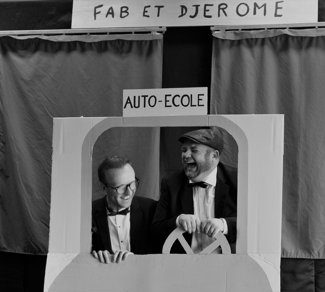 Spectacle Duo Comique